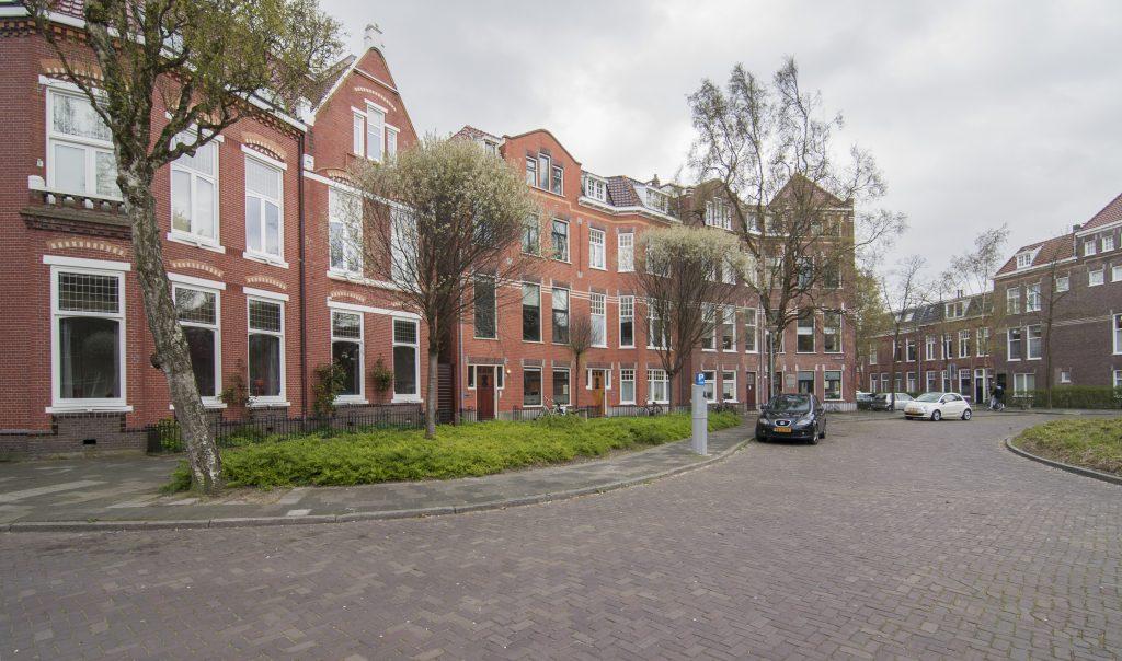 Schildersbuurt Housing In Groningenhousing In Groningen